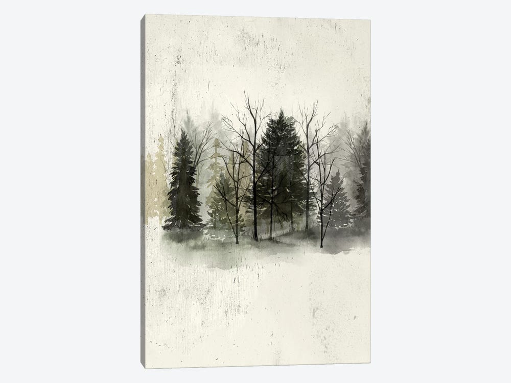 Textured Treeline I by Grace Popp 1-piece Art Print
