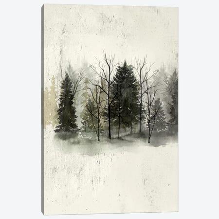 Textured Treeline I Canvas Print #POP439} by Grace Popp Canvas Print