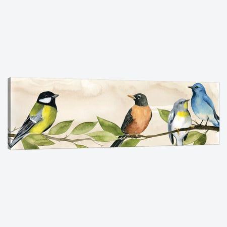 Treetop Gathering I Canvas Print #POP441} by Grace Popp Canvas Art
