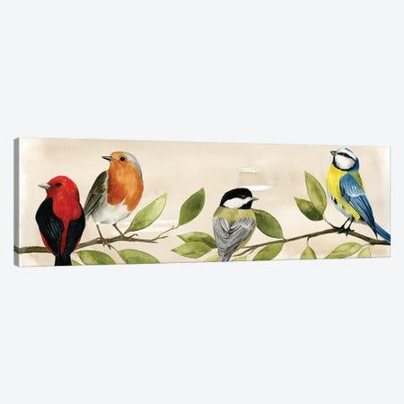 Treetop Gathering II Canvas Print #POP442} by Grace Popp Canvas Art