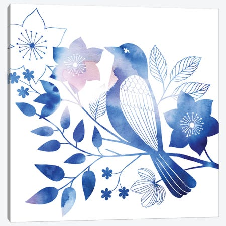 Avian Twilight IV Canvas Print #POP458} by Grace Popp Canvas Print