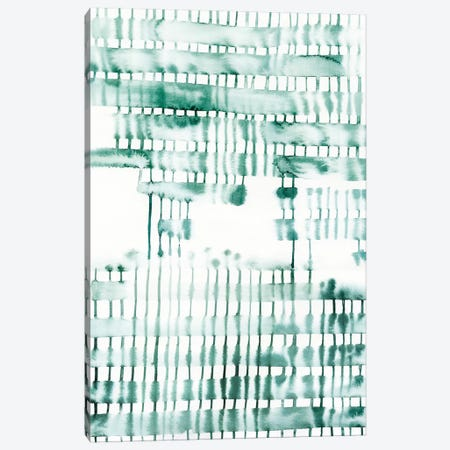 Barred II Canvas Print #POP460} by Grace Popp Canvas Art