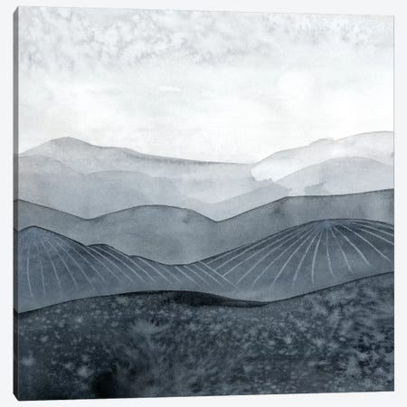 Blustering Valley I Canvas Print #POP474} by Grace Popp Canvas Artwork