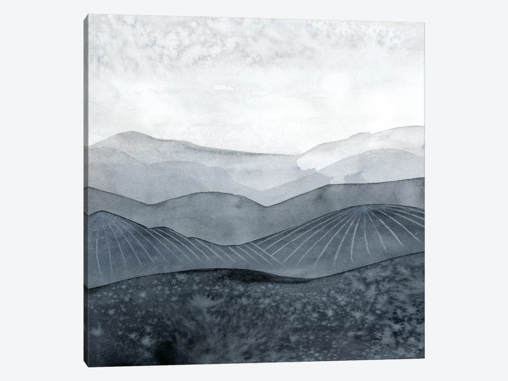 Blustering Valley I by Grace Popp 1-piece Canvas Artwork