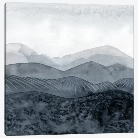 Blustering Valley II Canvas Print #POP475} by Grace Popp Canvas Art