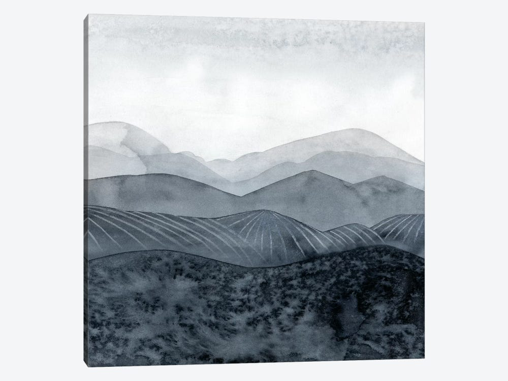 Blustering Valley II by Grace Popp 1-piece Canvas Art Print