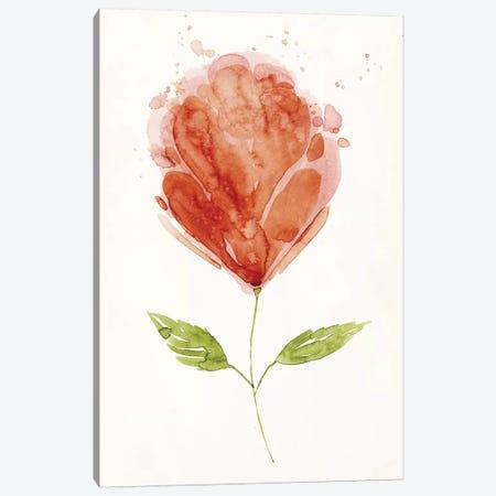 Boom Bloom I Canvas Print #POP476} by Grace Popp Canvas Wall Art