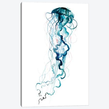 Electric Tangle I Canvas Print #POP505} by Grace Popp Canvas Art