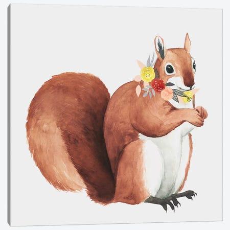 Flower Crown Forester II Canvas Print #POP513} by Grace Popp Canvas Art