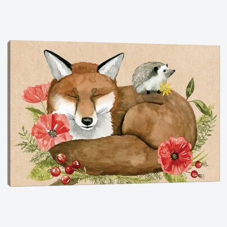 Grateful Heart I Canvas Print #POP518} by Grace Popp Canvas Wall Art