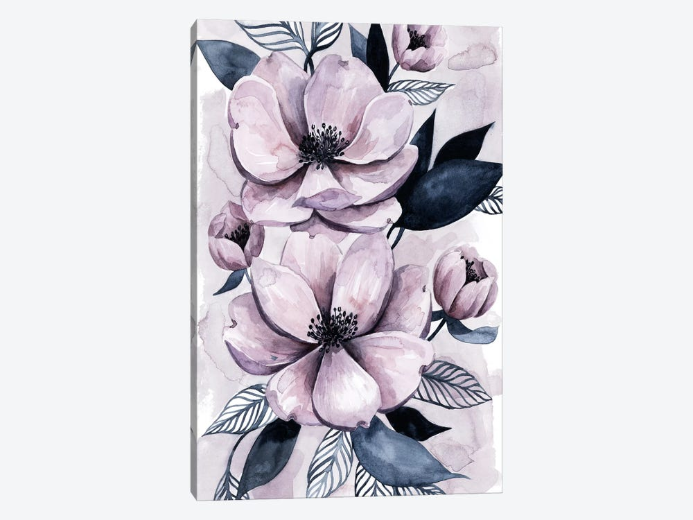 Lavender Burst I by Grace Popp 1-piece Canvas Artwork