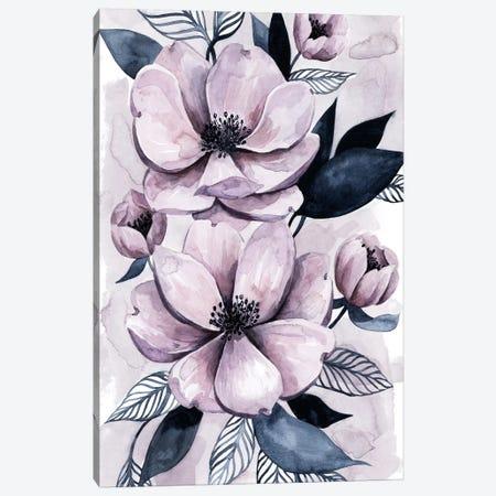 Lavender Burst I Canvas Print #POP526} by Grace Popp Canvas Art