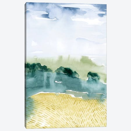 Mountain Vale I Canvas Print #POP530} by Grace Popp Canvas Artwork