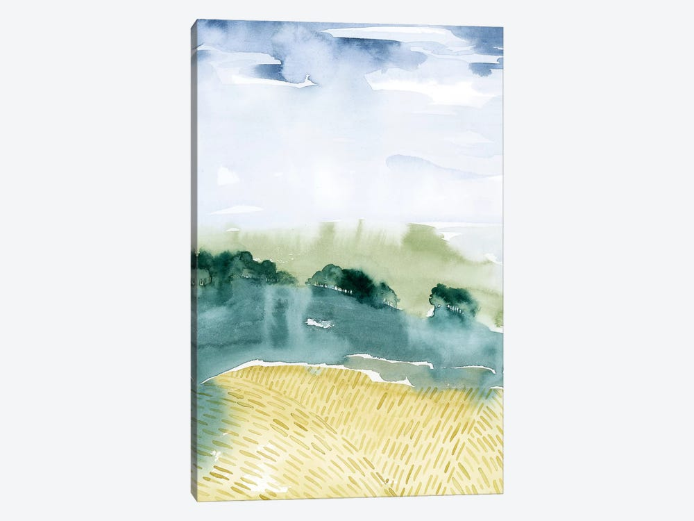 Mountain Vale I by Grace Popp 1-piece Canvas Print