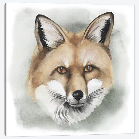 Greenwood Animals I Canvas Print #POP54} by Grace Popp Canvas Art Print