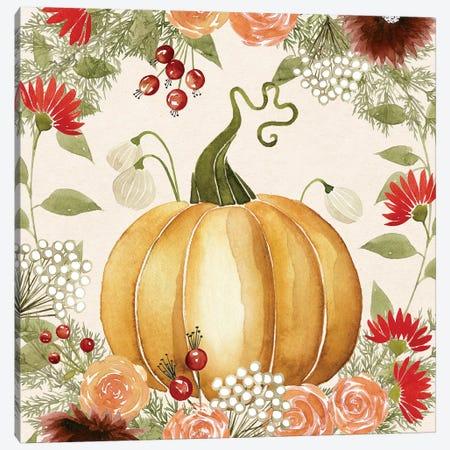 Red Autumn I Canvas Print #POP550} by Grace Popp Canvas Art