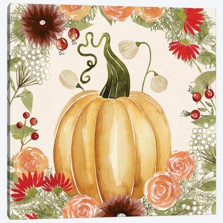 Red Autumn II Canvas Print #POP551} by Grace Popp Canvas Wall Art
