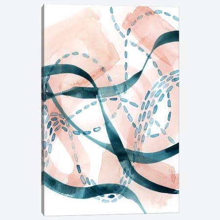 Ripple Flux II Canvas Print #POP555} by Grace Popp Art Print