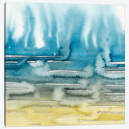 Rising Vapors I Canvas Print #POP556} by Grace Popp Art Print