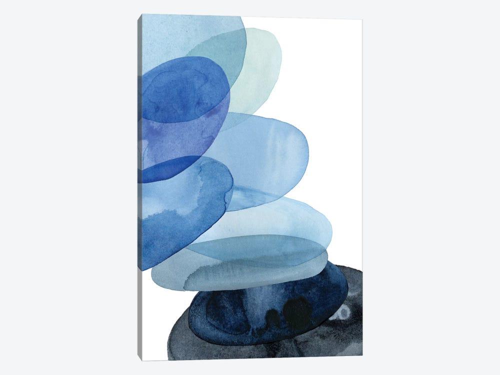 River Worn Pebbles II by Grace Popp 1-piece Canvas Art
