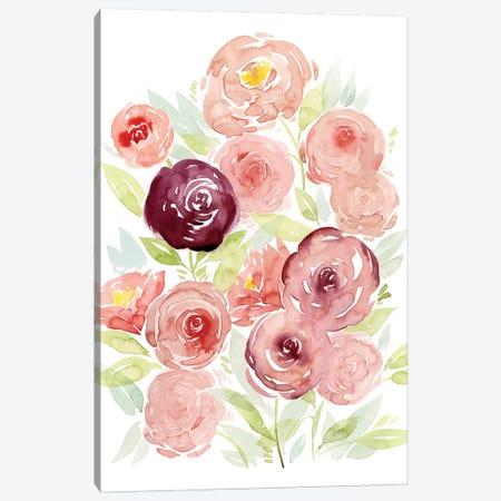 Rosen Garden II Canvas Print #POP561} by Grace Popp Canvas Art Print