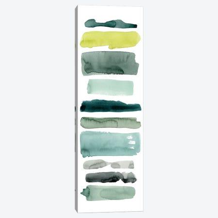 Sea Strokes I Canvas Print #POP568} by Grace Popp Art Print
