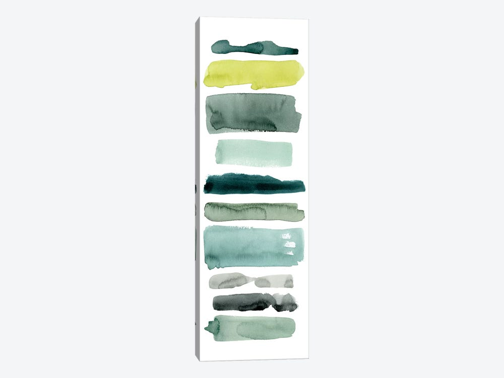 Sea Strokes I 1-piece Canvas Wall Art