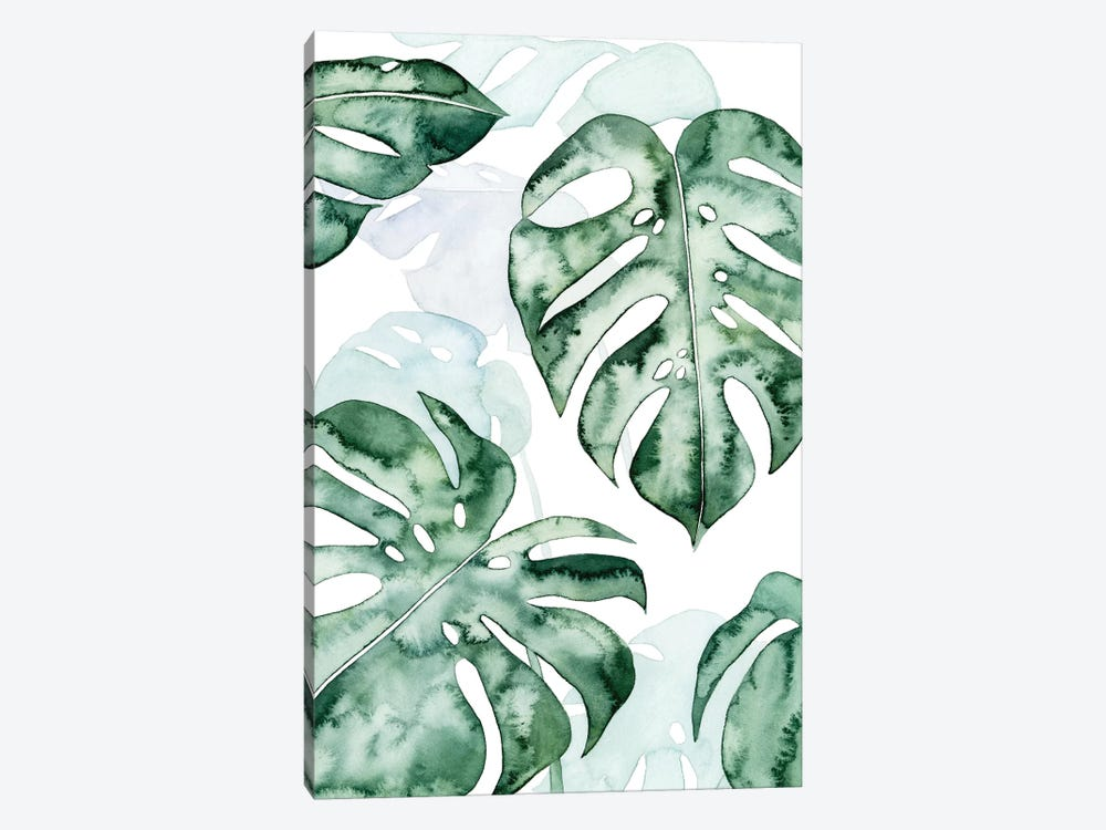 Split Leaf I by Grace Popp 1-piece Art Print