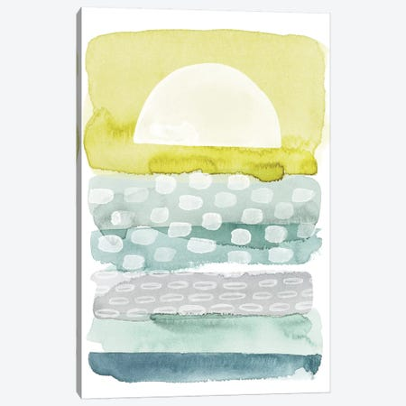 Sunrise Sea II Canvas Print #POP579} by Grace Popp Canvas Art