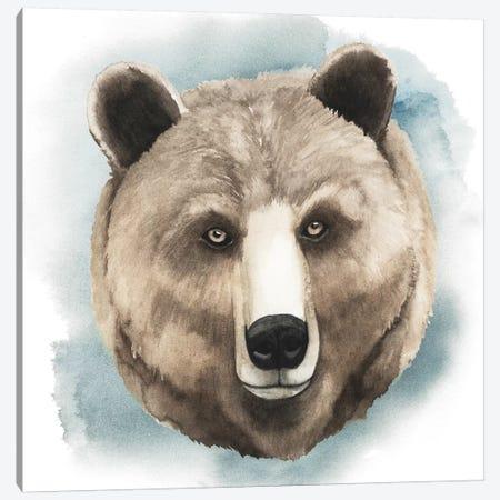 Greenwood Animals IV Canvas Print #POP57} by Grace Popp Art Print