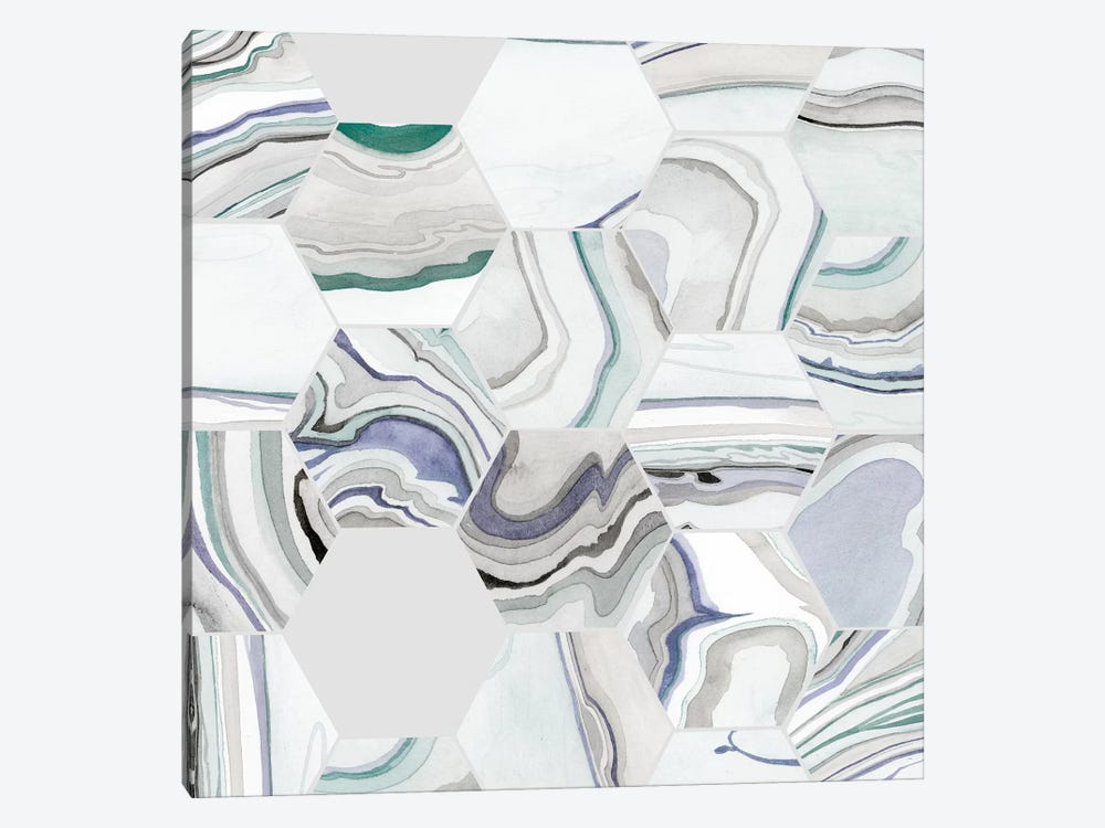 Tranquil Tide I by Grace Popp 1-piece Canvas Wall Art
