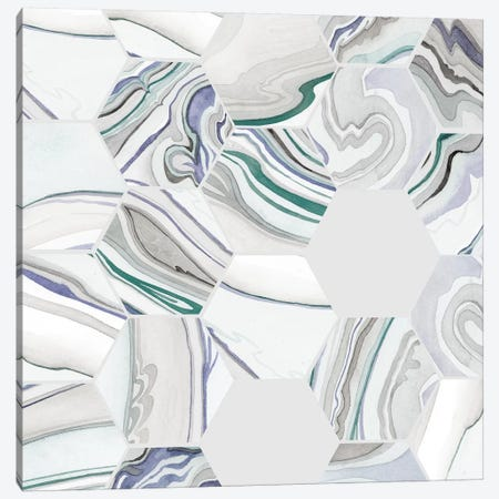 Tranquil Tide II Canvas Print #POP585} by Grace Popp Canvas Wall Art