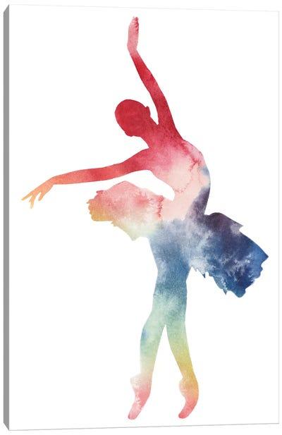 Ballerina Beam I Canvas Art Print