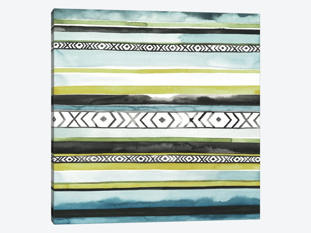 Blanket Abstract I by Grace Popp 1-piece Art Print