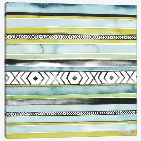 Blanket Abstract II Canvas Print #POP613} by Grace Popp Canvas Art Print