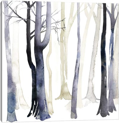 In The Forest I Canvas Art Print