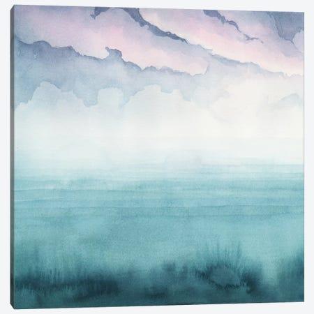 Dusk On The Bay I Canvas Print #POP638} by Grace Popp Art Print