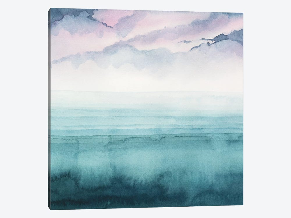 Dusk On The Bay II by Grace Popp 1-piece Canvas Artwork