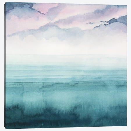 Dusk On The Bay II Canvas Print #POP639} by Grace Popp Canvas Art Print