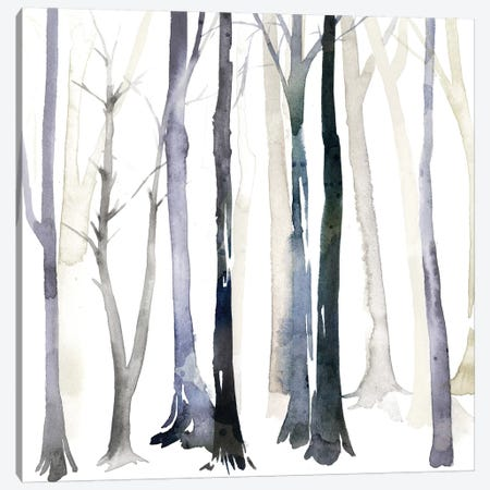 In The Forest II Canvas Print #POP63} by Grace Popp Canvas Print