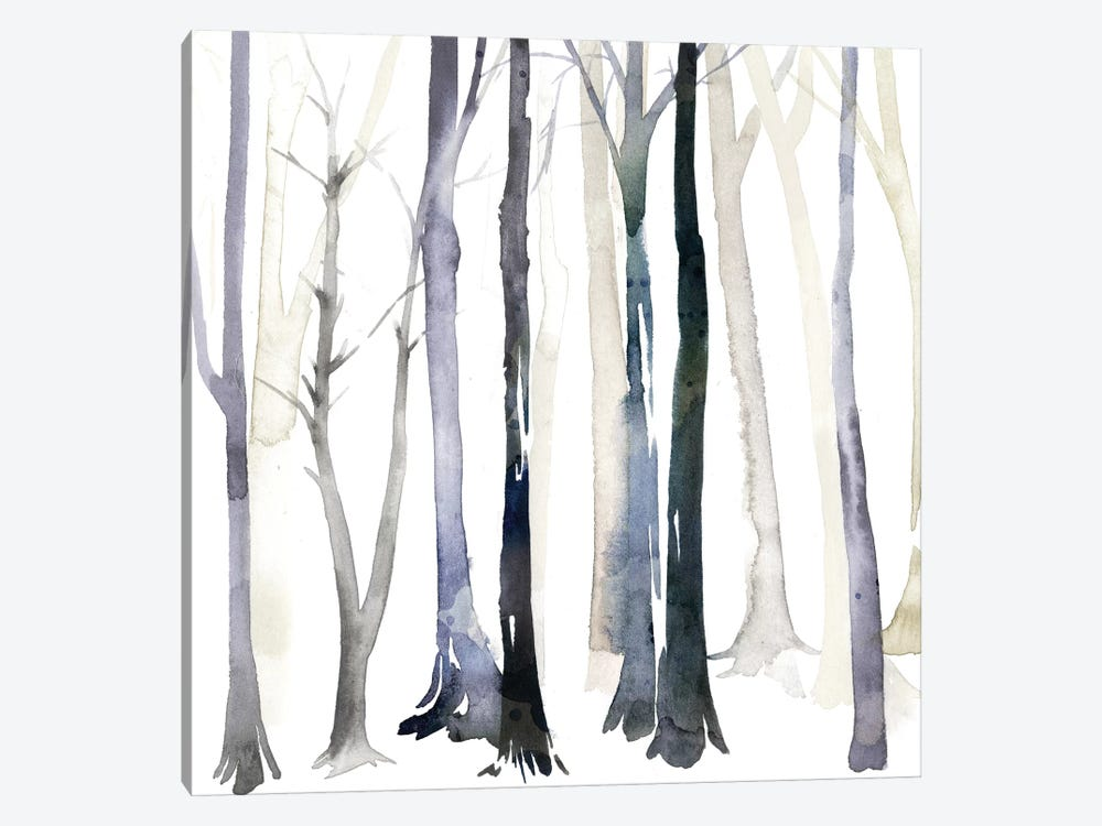 In The Forest II by Grace Popp 1-piece Canvas Art Print