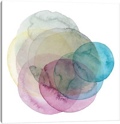 Evolving Planets II Canvas Art Print