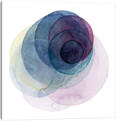 Evolving Planets III Canvas Art Print