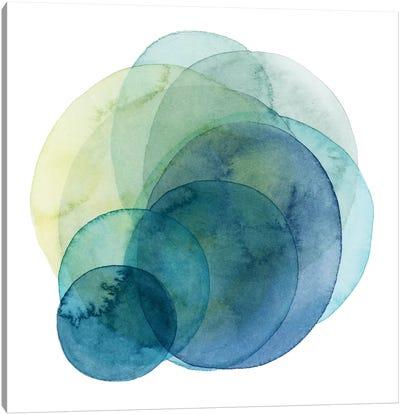 Evolving Planets IV Canvas Art Print