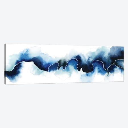 Glacial Break I 3-Piece Canvas #POP652} by Grace Popp Canvas Art Print