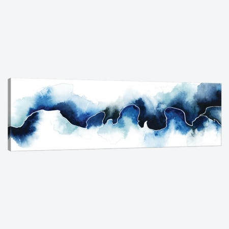 Glacial Break I Canvas Print #POP652} by Grace Popp Canvas Art Print