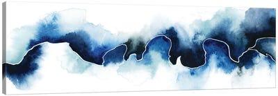 Glacial Break I Canvas Art Print