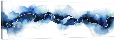 Glacial Break II Canvas Art Print