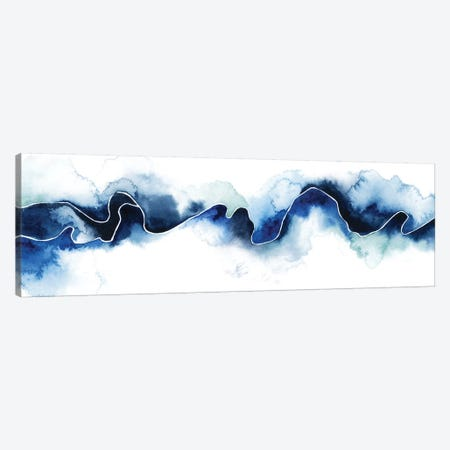 Glacial Break III Canvas Print #POP654} by Grace Popp Canvas Artwork