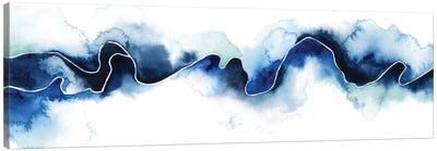 Glacial Break III Canvas Art Print